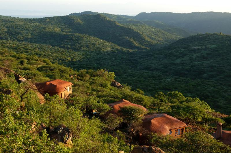 Chief's House bedrooms - The Sanctuary at Ol Lentille - The Chief's House - Nanyuki - rentals