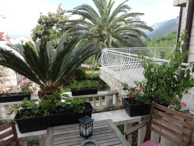 garden - The beautiful and spacious Villa Markoc offers a quiet and tranquil setting on a hill where you can enjoy your stay - Woodston - rentals