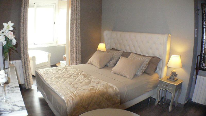 Quiet Luxury Studio downtown , close Ramblas - Image 1 - Barcelona - rentals