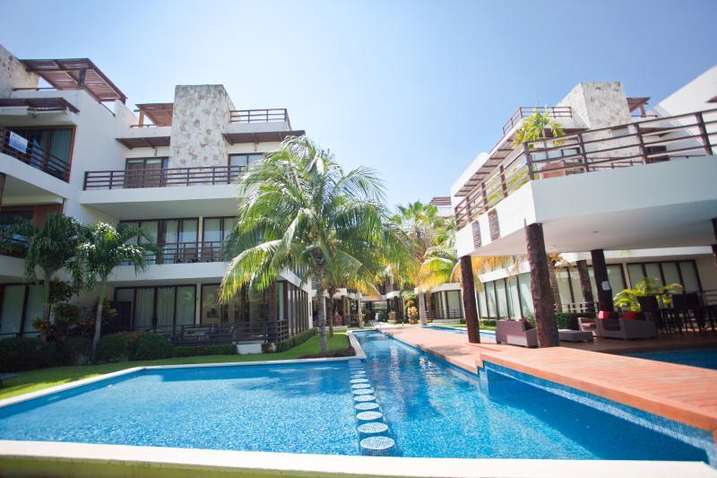 Condo - Luxury Condo on Playacar Golf Course, Caribbean Ocean Tropical - Playa del Carmen - rentals