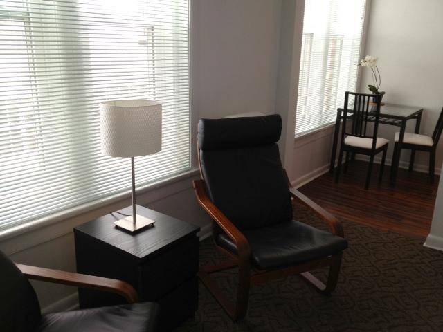 tall windows and lots of light - Spacious Modern Studio Downtown - Denver - rentals
