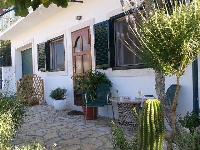 Apartment Angelus-terrace - Cozy Apartment Angelus in Trogir - Trogir - rentals