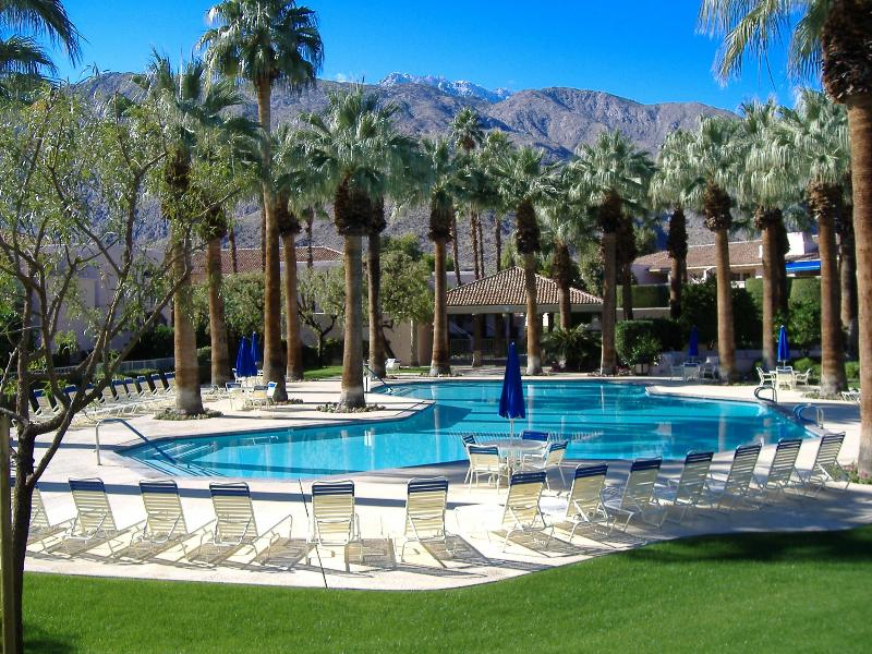 Main pool - Welcome to the Deauville - Palm Springs - rentals