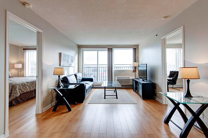 SPACIOUS AND SUNNY 2 BEDROOMS CONDO - Image 1 - Montreal - rentals