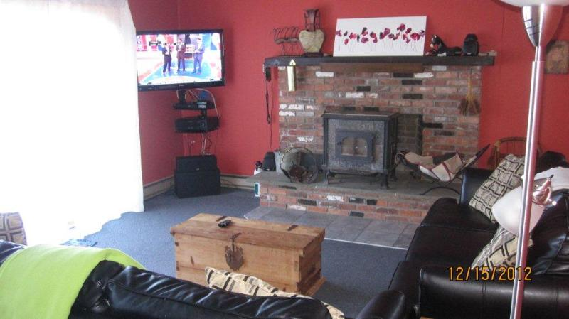 Living room - Spacious 3 level home on Spruce Lake Estate - 4 bedr/2bath - Wilmington - rentals