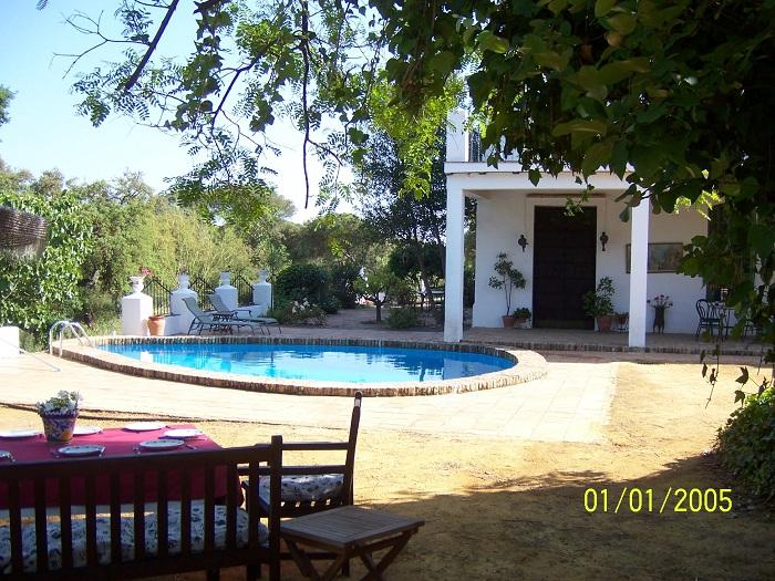 JARDÍN - Tipical Andalusian country house: Moguer, Huelva - Moguer - rentals