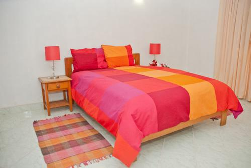 Bedroom #1 Double Bed - Christ Church, Gentle Breeze Apartments - Apt #2 - Worthing - rentals