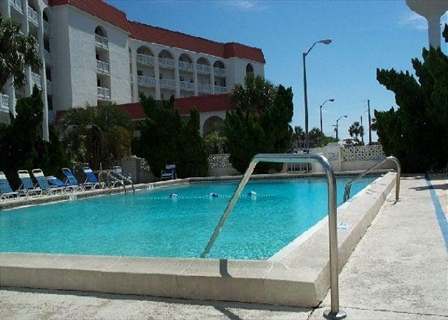 Fourth Foor Condo for Rent, with view and between the two pools. - Image 1 - Fort Walton Beach - rentals