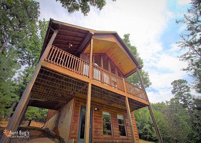 A Smoky Mountain Dream #291- Outside View - Smoky Mountain Cabin A Smoky Mountain Dream 291 - Sevierville - rentals