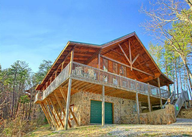 Pigeon Forge Cabin Rentals - Smoky Mountain Cabin A Night to Remember 3220 - Sevierville - rentals