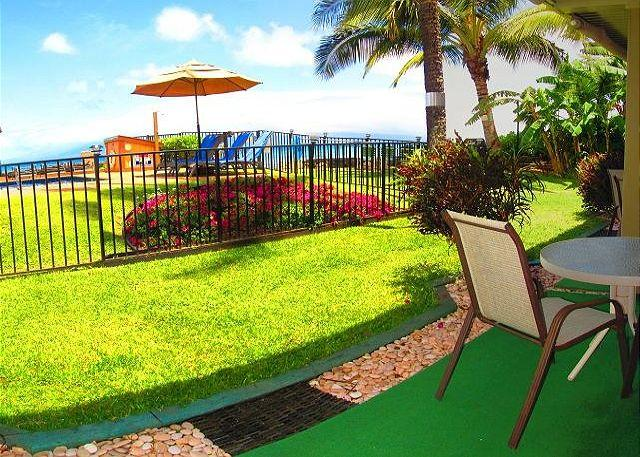 Hale Kai #118 - Your Home by the Sea in West Maui - Image 1 - Lahaina - rentals