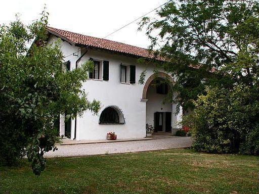 Large Art Nouveau Villa with Rural House and pool - Image 1 - Torreglia - rentals