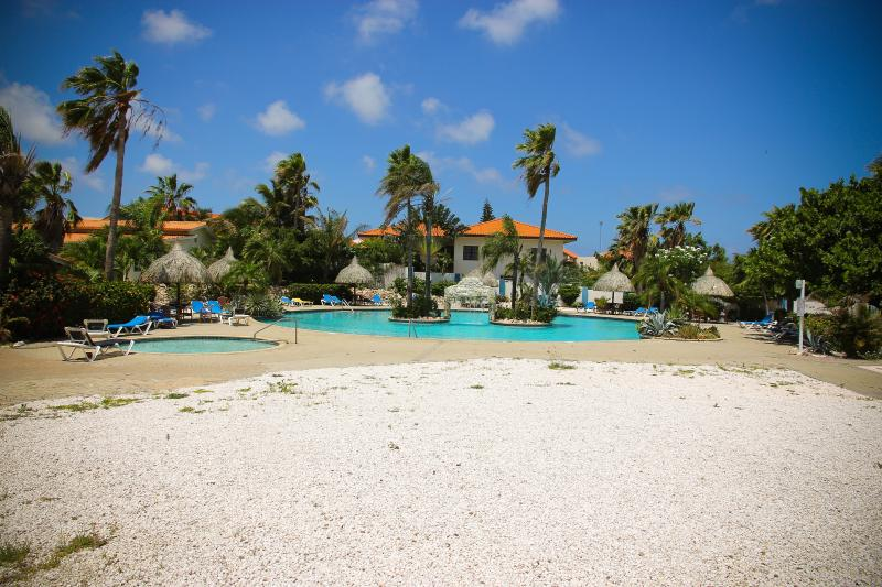 Pool - Last minute deal!Apartment with nice swimming pool - Willemstad - rentals