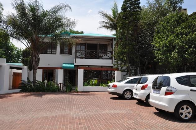 Front of Guest House - Accommodation, Guest house, Pretoria ,South Africa - Pretoria - rentals