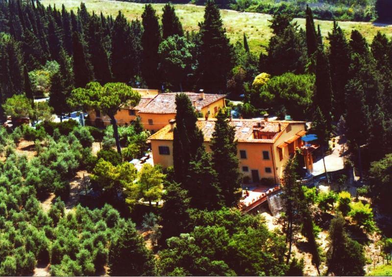Agriturismo Martignana Alta - Image 1 - Empoli - rentals