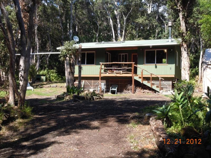 Private Cozy Cottage In The Woods - Private Cozy Cottage In The Woods - Naalehu - rentals