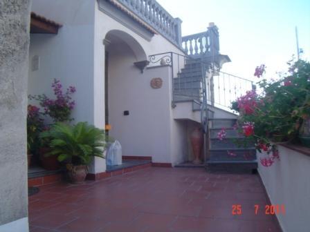 luxurious appartment VIEW SEA SIDE   6 beds sorren - Image 1 - Massa Lubrense - rentals