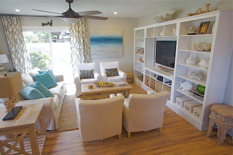Stylish relaxed beach decor - Bliss Beach House with Huge Pool and Game Room! - Kihei - rentals