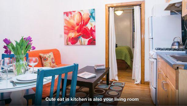 CHARMING MANHATTAN APARTMENT, ALL YOURS! - SWEET MANHATTAN, ALL YOURS, Only $165 - New York City - rentals