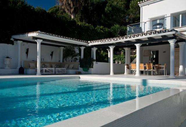 Villa Blanca Views - Image 1 - Marbella - rentals