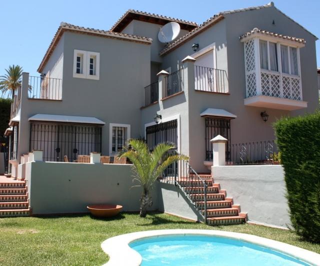 Villa Natalia - Image 1 - Marbella - rentals