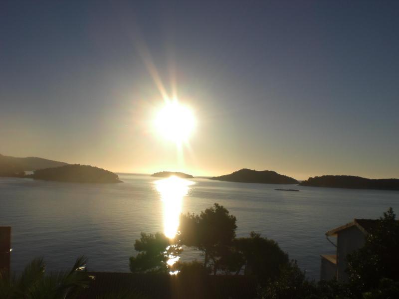 view from terrace - Apartment Tamara - Korcula - rentals