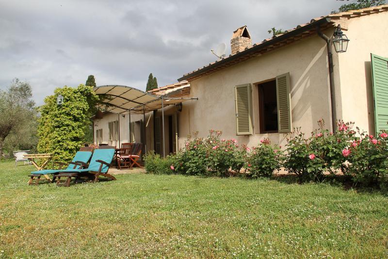 Casa Rosa - Bolgheri - Image 1 - Bolgheri - rentals