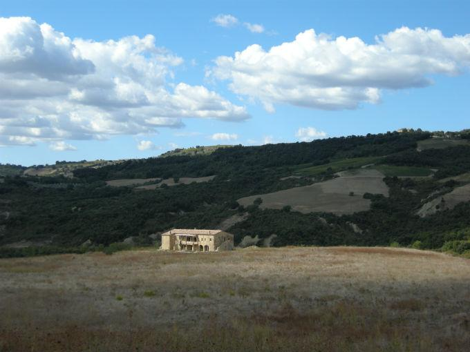Countryside Bed and Breakfast on the Hills in Siena - Image 1 - Italy - rentals