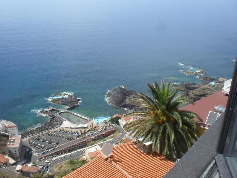 Vistas desde la terraza - Rent house Tenerife view over the sea - Tacoronte - rentals