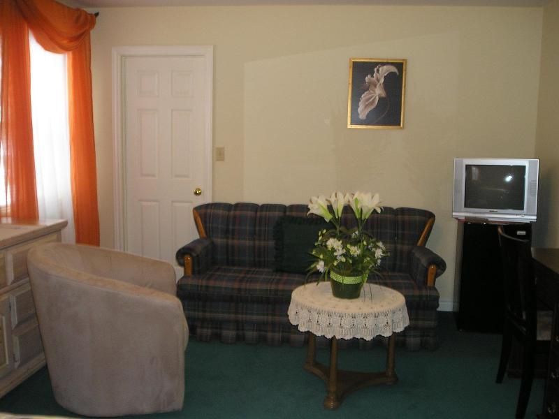 Pine Suite - Grand Room - PINE SUITE at SUSAN'S VILLA , Hotel Garni / B&B - Niagara Falls - rentals