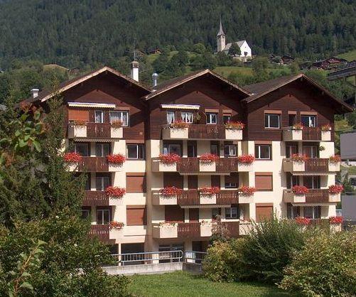 Haus Romantica - Romantica, duplex apartment - Fiesch in Valais - rentals