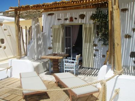 Studios For 2 Guests  With Sea View At Kalo Livadi Beach - Image 1 - Mykonos - rentals