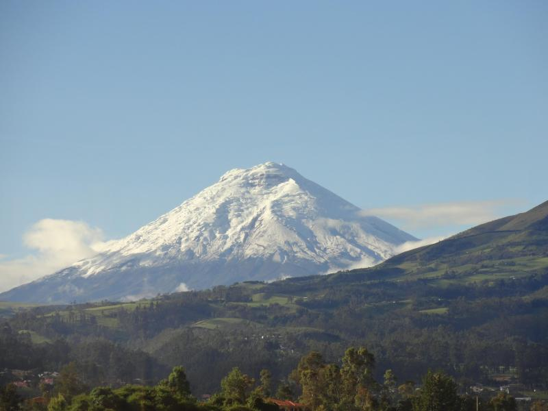View of Cotopaxi - Quito suburb with fantastic nature views ! - Sangolqui - rentals
