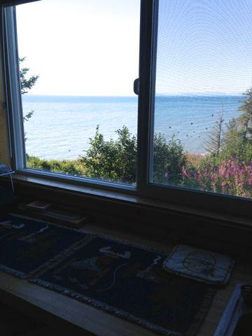 Ocean View Cabin on the Bluff (Iliamna Cabin) - Image 1 - Anchor Point - rentals
