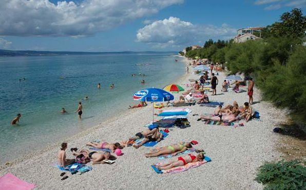 beach 100meters away - Apartments 50m to the beach, 15km to Split - Dugi Rat - rentals