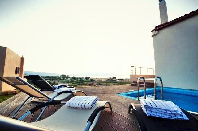 Anemon Villas - Villa Pounentes - Image 1 - Chania - rentals