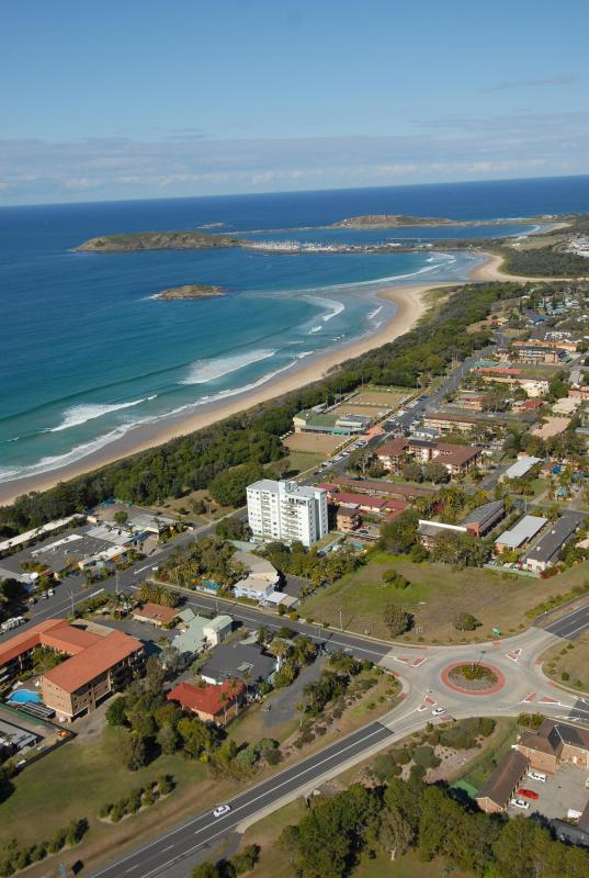 location - Tradewinds Apartmnets 4 Bedroom Penthouse - Coffs Harbour - rentals