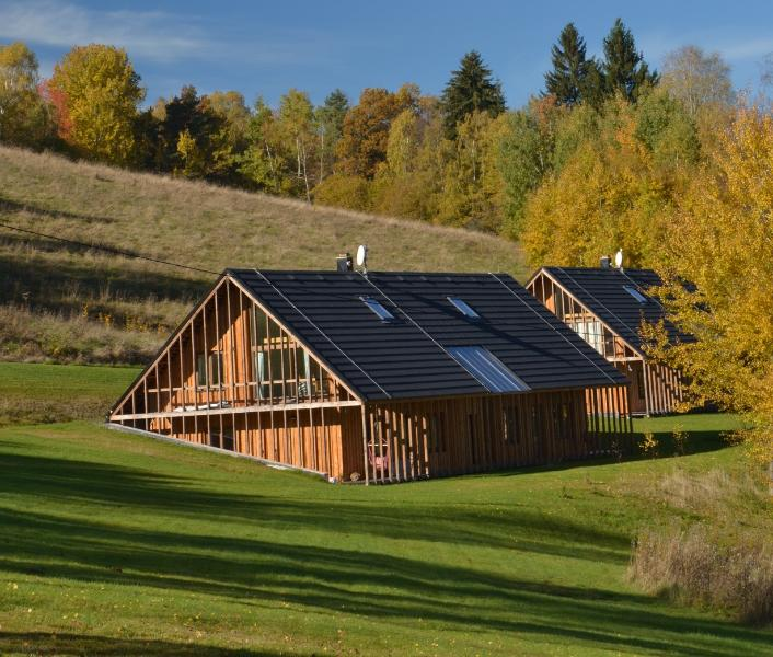 Design holiday houses Rajsko - Design Holiday Houses in the national park - Opolenec - rentals