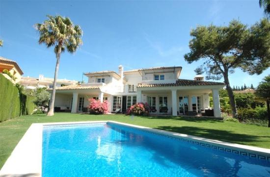 Villa Altos Reales 41847 - Image 1 - Marbella - rentals