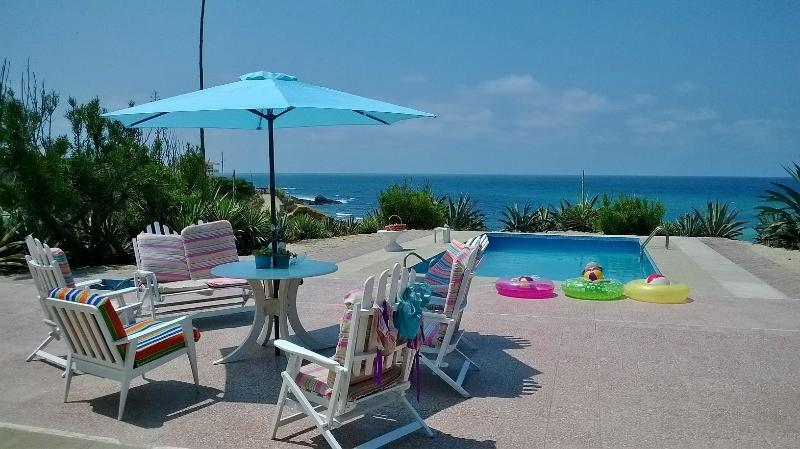 The Ocean Hideaway ~ a casual beachfront B&B - Image 1 - Anconcito - rentals
