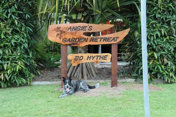 Angie's Garden Retreat - Angie's Garden Retreat - Pialba - rentals