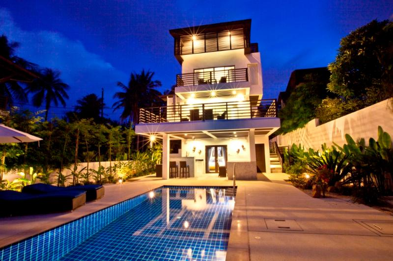 Villa Catherine, Peaceful & Private Ideal Location - Image 1 - Choeng Mon - rentals