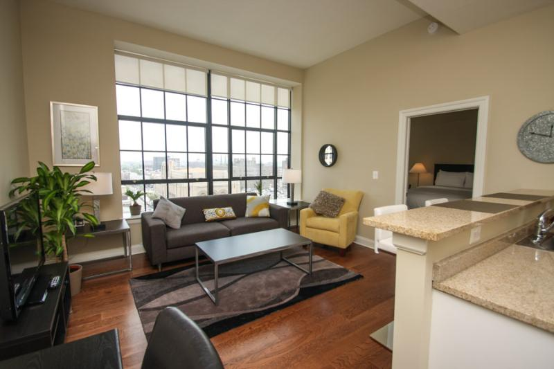 600 Lofts 708  in the City Near Convention Center - Image 1 - Philadelphia - rentals