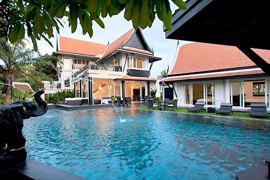 Pool Villa Black Opal BEACH FRONT LOCATION PATTAYA - Image 1 - Jomtien Beach - rentals