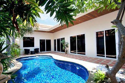 Pratumnak Pool Villa 1B Pattaya's Prime Location - Image 1 - Jomtien Beach - rentals