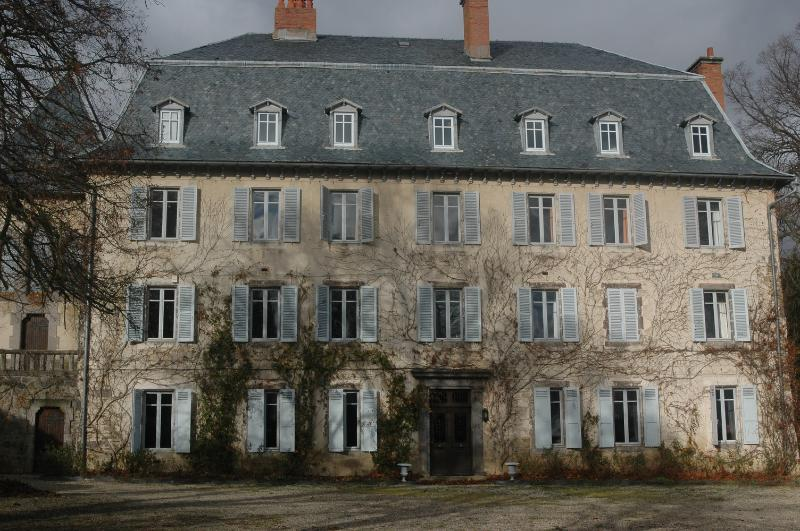 Chateau de Luc - CHATEAU DE LUC, BED AND BREAKFAST ACCOMMODATION - Auvergne - rentals