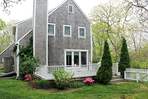 1651 - Wonderful Edgartown Home with Central Air Conditioning - Image 1 - Edgartown - rentals