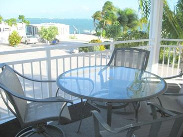 Deck View - VO-392 - Cudjoe Key - rentals