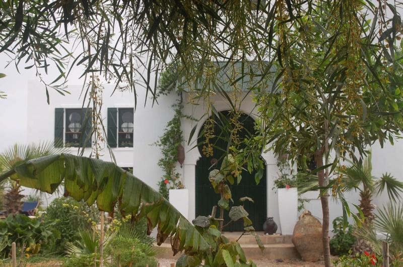 Entrance - Original Spanish type house - Tunisia - rentals