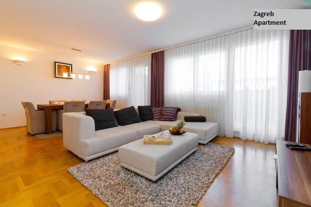 Penthouse Apartment - Large Terrace - Image 1 - Zagreb - rentals
